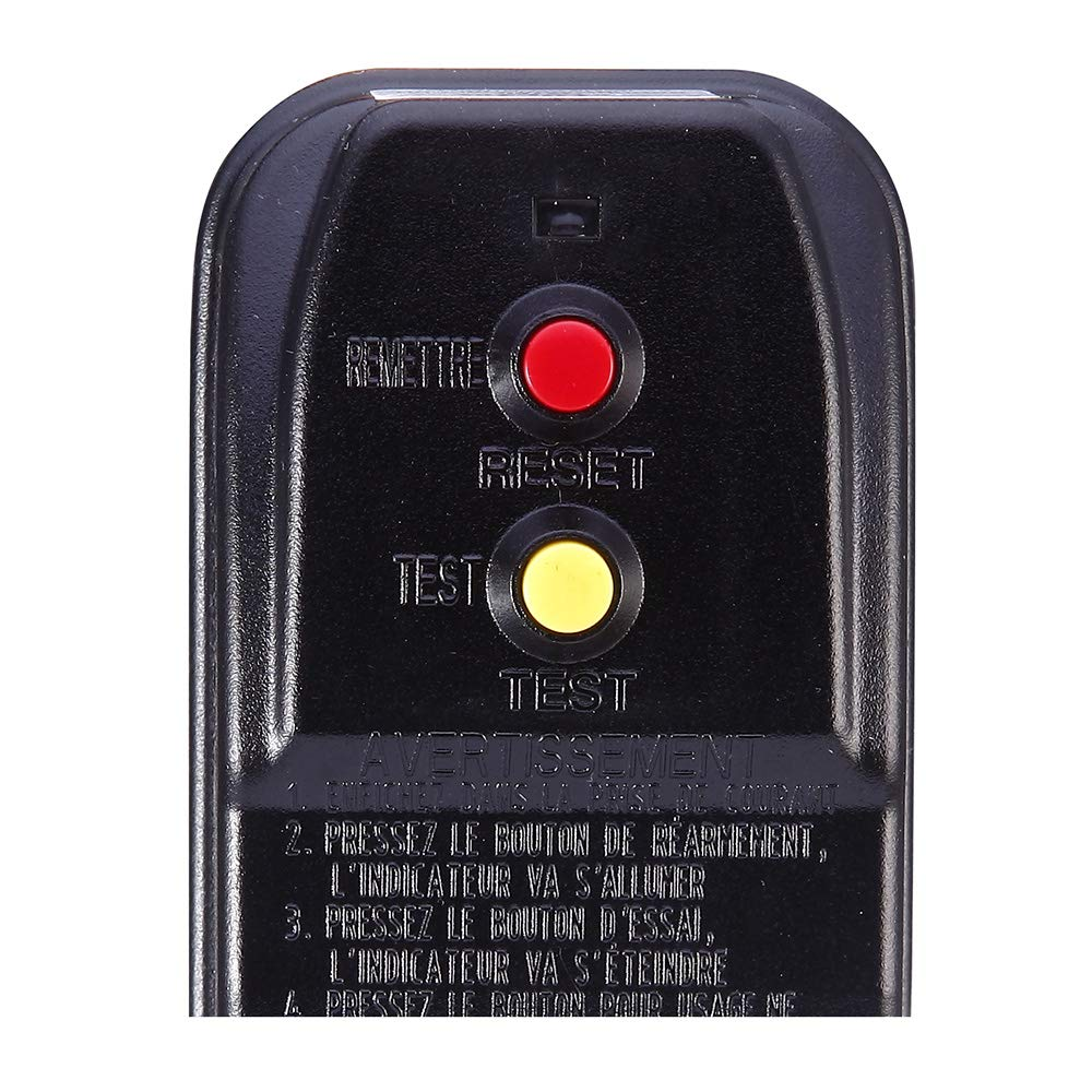 GFCI Replacement Plug Circuit Breaker Outdoor Waterproof Auto-reset 120Volt 15Amp by WELLONG (Image #7)