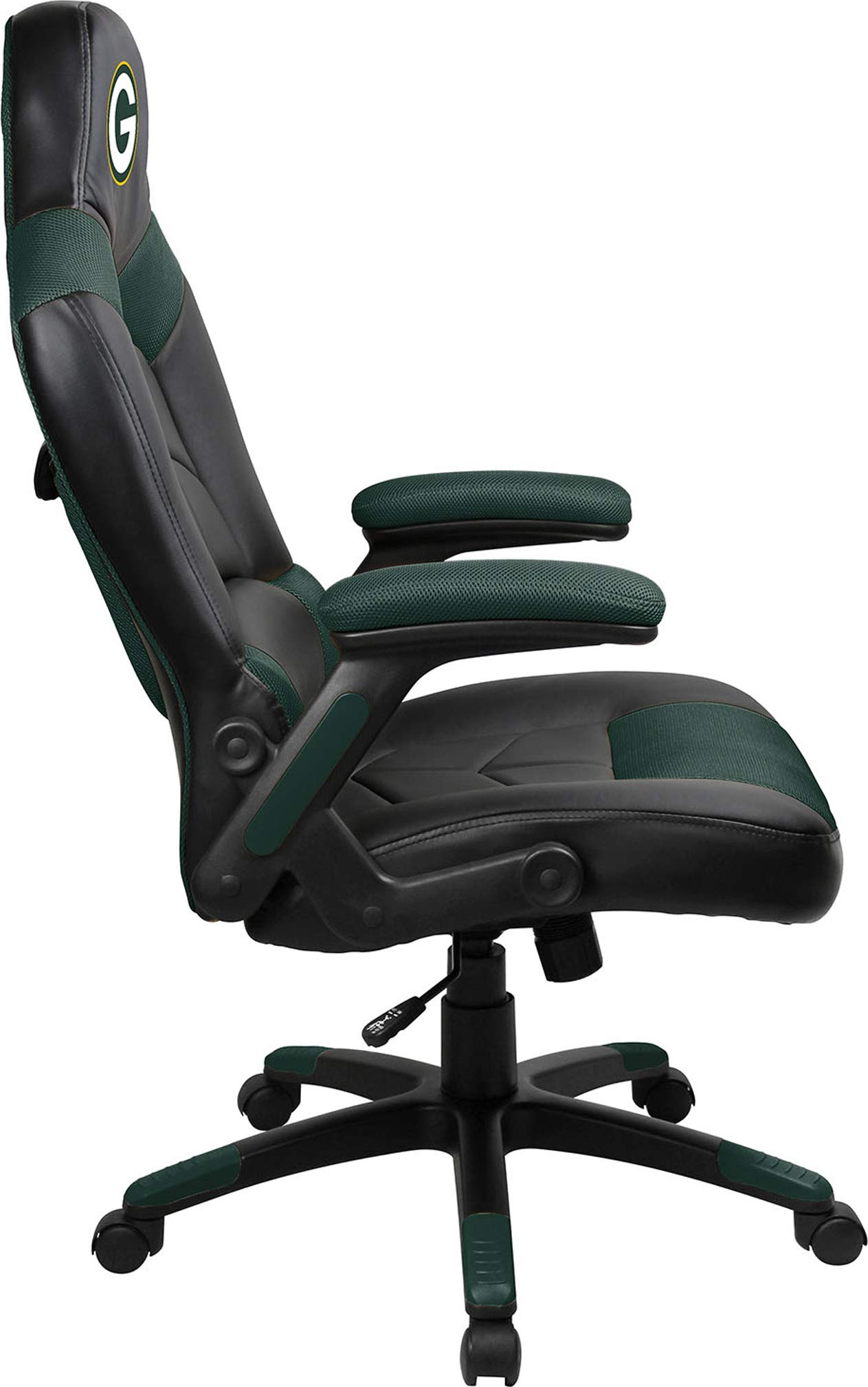 Imperial Officially Licensed NFL Furniture; Oversized Gaming Chairs, Green Bay Packers