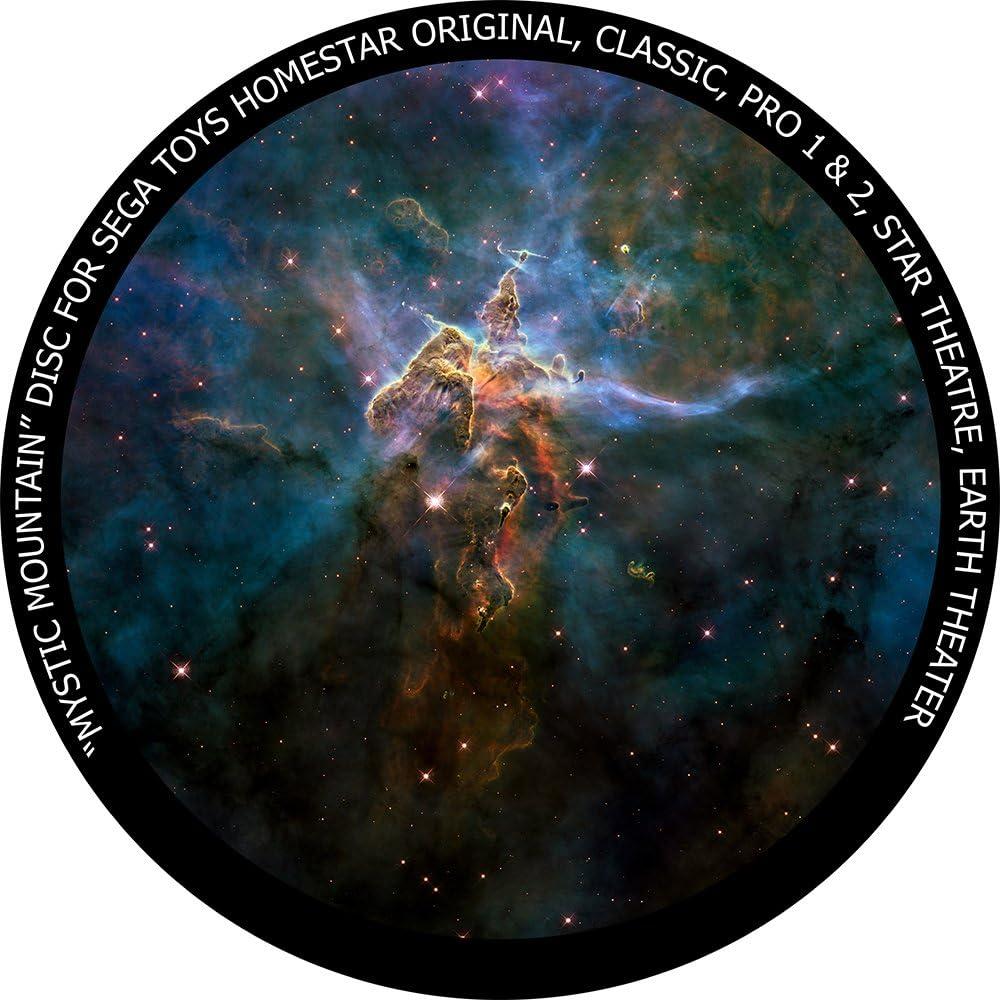 Mystic Mountain - disc for Sega Toys Homestar Classic/Flux/Original Planetarium