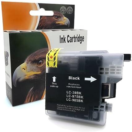 D & C Cartuchos para impresora Brother DCP J125 j140 W J315 ...