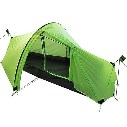 Amazon.com   Andake 1206G Luxury Roomy One Man Tent 5858f298f