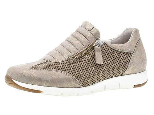 Gabor Damen Slip On Sneaker 26.302, Frauen Halbschuh,Sportschuh,Slipper