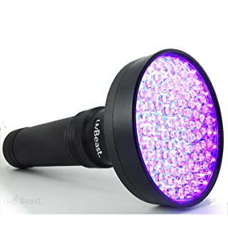 uvBeast Black Light UV Flashlight