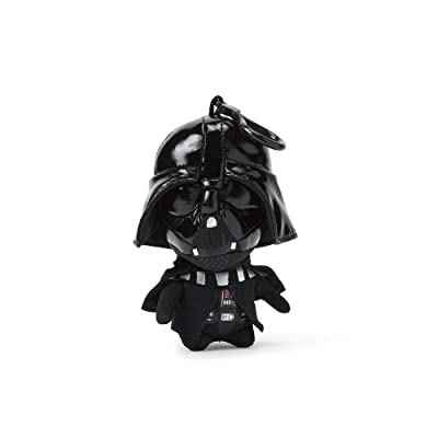 "Underground Toys Star Wars Talking Darth Vader 4"" Plush: Toys & Games"