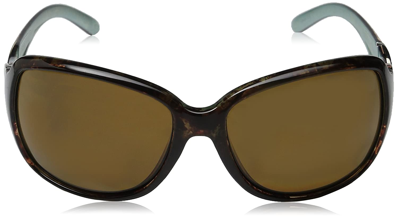 Suncloud Weave Polarized Sunglass with Polycarbonate Lens Smoke Back Paint Frame//Gray Smith Optics