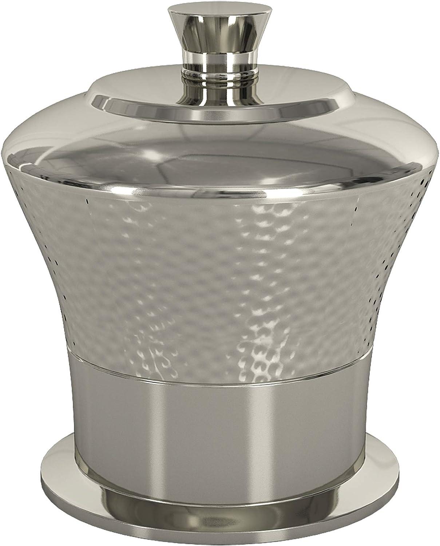 nu steel CL1H Classic Cotton Swab/Cotton Container