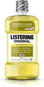 Listerine Antiseptic Adult Mouthwash-Original-8.45 oz