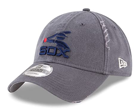 d01c08273d1 Image Unavailable. Image not available for. Color  Chicago White Sox New  Era 9Twenty MLB Cooperstown  quot Rip Right quot  Adjustable Hat