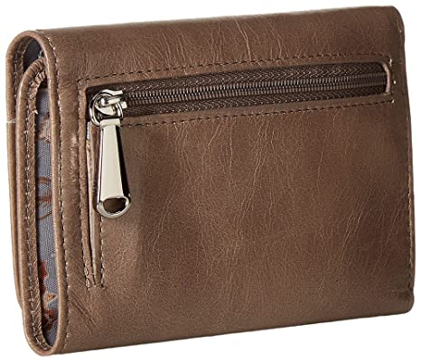 Hobo Womens Leather Vintage Jill Tri Fold Wallet (Ash) at Amazon Women s  Clothing store  b59fc2a52d744