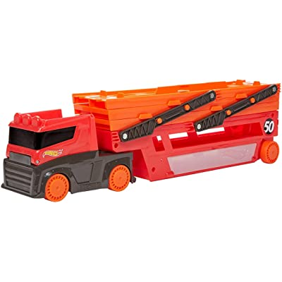 Hot Wheels Mega Hauler: Toys & Games
