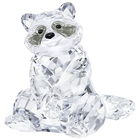 Swarovski Crystal Raccoon Figurine New 2018