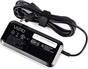 VIZIO 65w Charger ac Adapter Power Supply Cord for A11-065N1A A065R047L Vizio CN14 CN15 CT14 CT15 CT14-A4 CT15-A1 CT14-A0 CT14-A1 CT15-A5 CT14T-B0 CN15-A1 CT15-A2 CT14-A2 Thin + Light Ultrabook