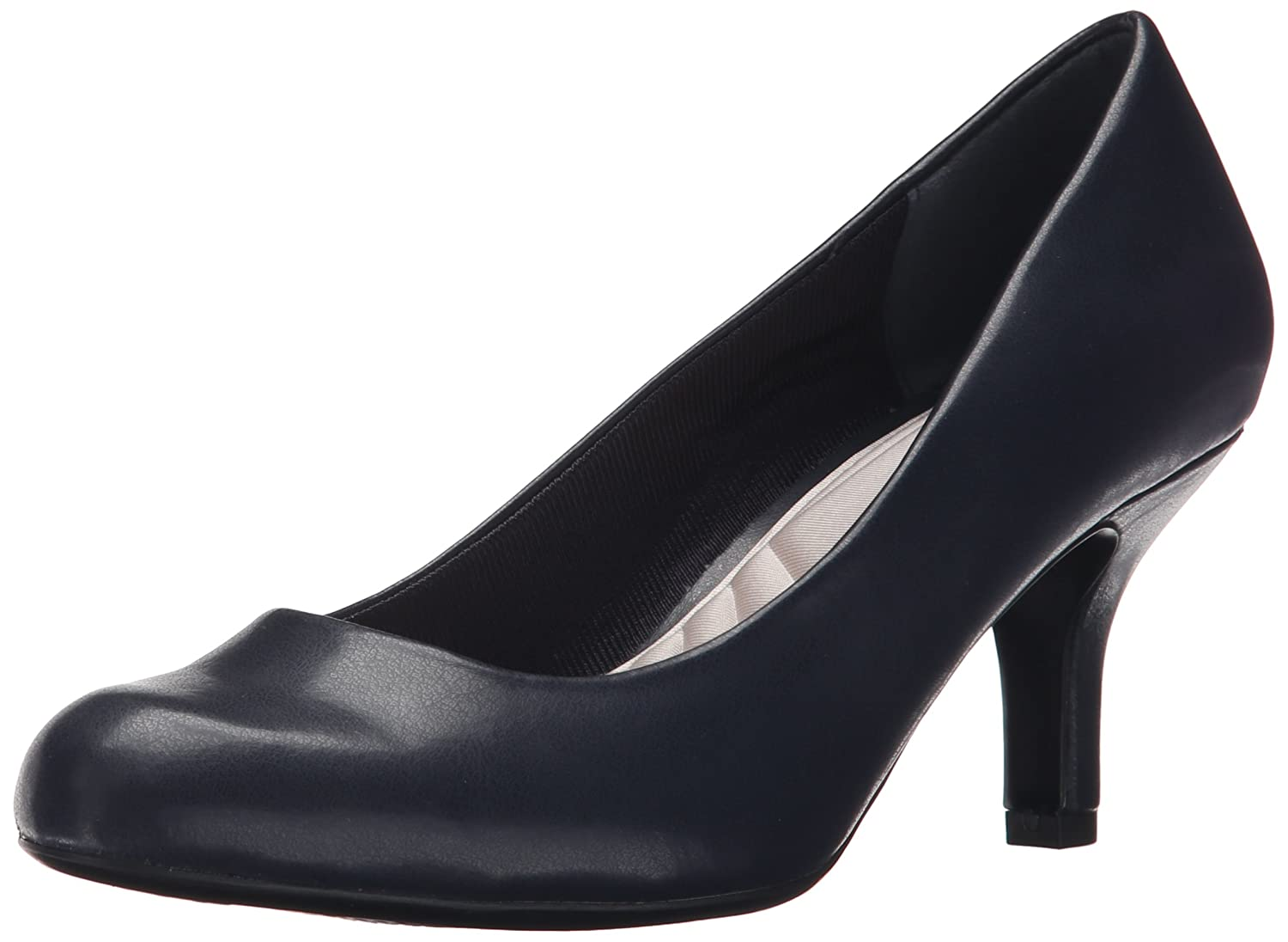 Easy Street Women's Passion Dress Pump B00F4RJVBS 9 XW US|New Navy
