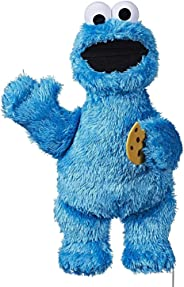 Sesame Street Feed Me Cookie Monster Plush: Interactive 13 Inch Cookie Monster, Says Silly Phrases, Belly Laughs, Sesame Str