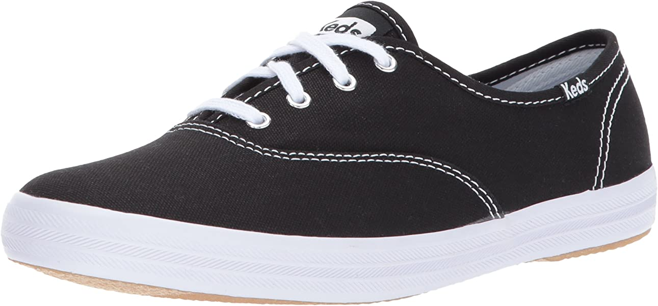 fbdc9fcbb9b7e Keds Women s Champion Original Canvas Lace-Up Sneaker