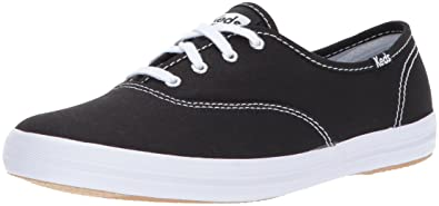 1869ea64b52 Image Unavailable. Image not available for. Color  Keds Women s Champion  Original Canvas Sneaker ...