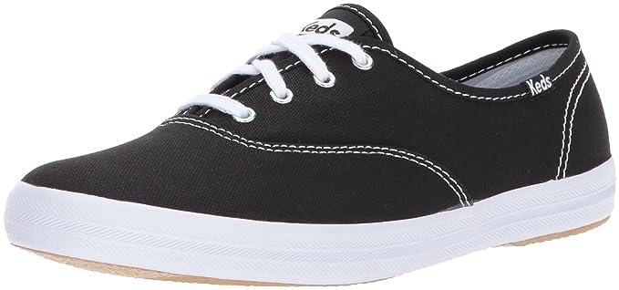 Keds Champion Oxford CVO Mujer Negro Grande Mocasines Zapatos Nuevo EU 39,5: Amazon.es: Ropa y accesorios
