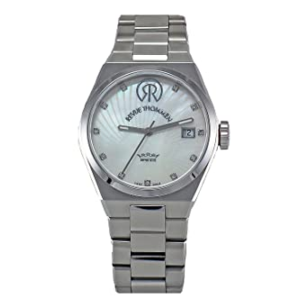 URBAN Lady with Diamonds - Lifestyle - Automatic 3 Hands Date 36mm with Steel bracelet