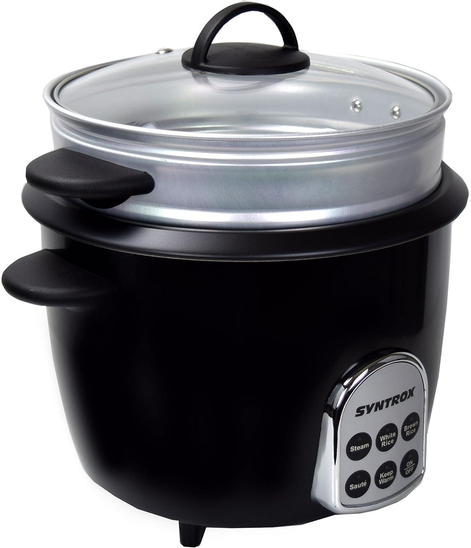 Syntrox Germany Slow Chef RC-700W Gourmet - Robot de cocina ...