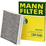 Mann-Filter CUK2440 Filtro Aire Habitáculo