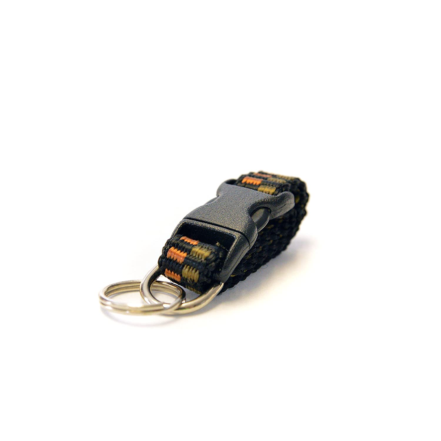 Brown Cetacea Tag-It Pet ID Holder, Step 2, Brown
