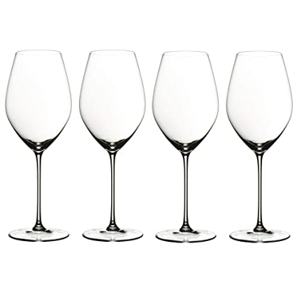7d6cae60c7b2 Image Unavailable. Image not available for. Color  Riedel Veritas Leaded  Crystal Champagne Glass