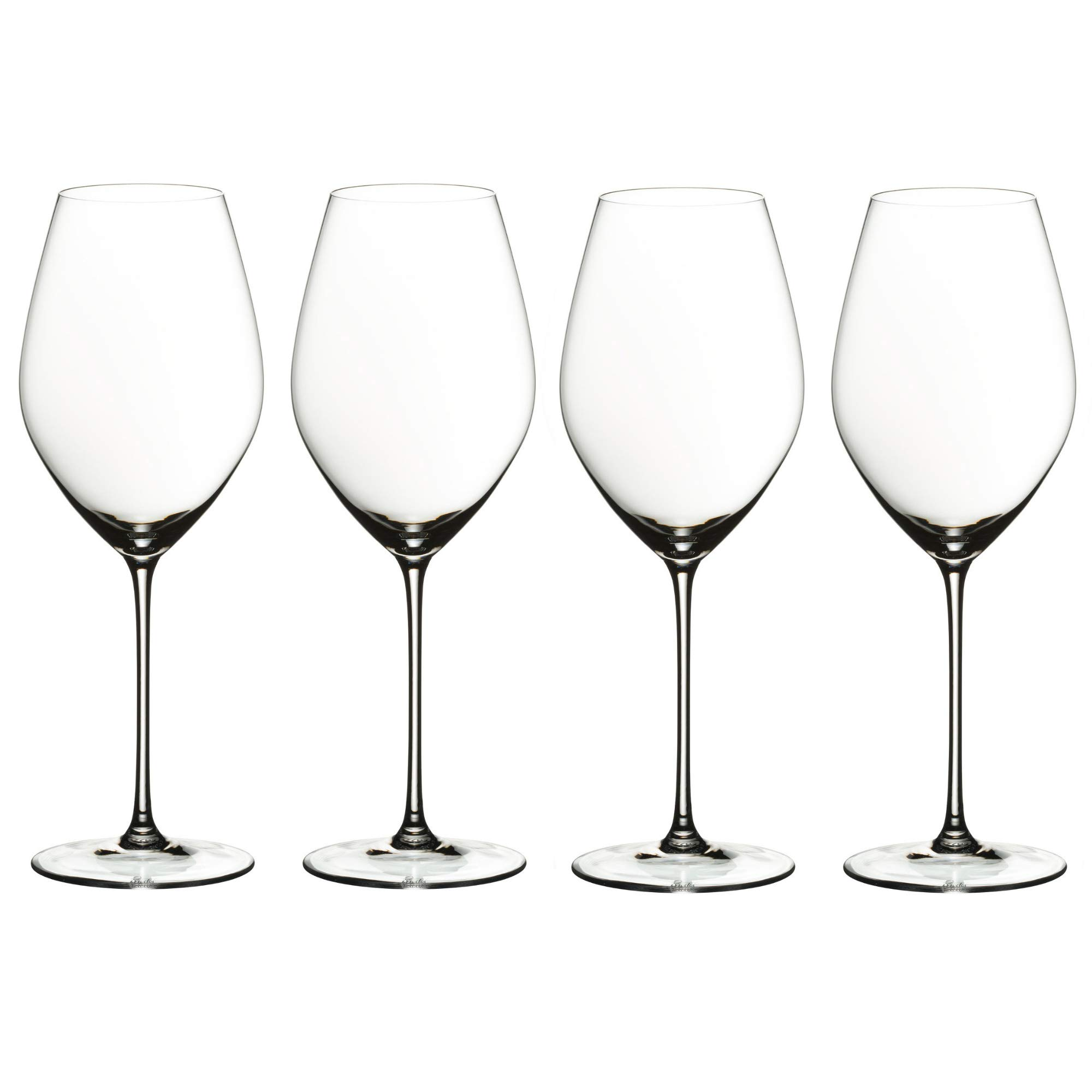 Riedel Veritas Leaded Crystal Champagne Glass, Set of 4