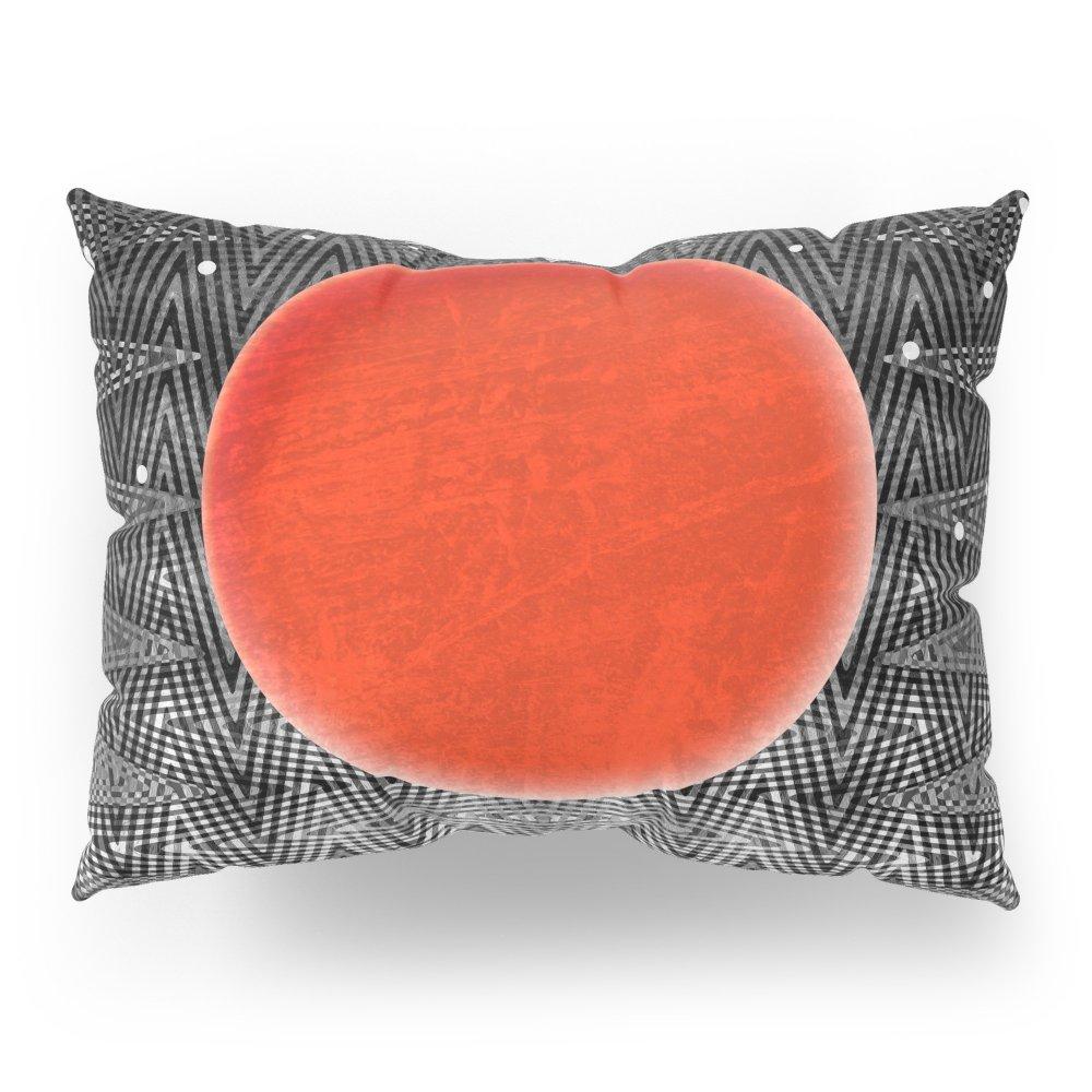 Society6 Bodacious Blood Moon Pillow Sham Standard (20'' x 26'') Set of 2