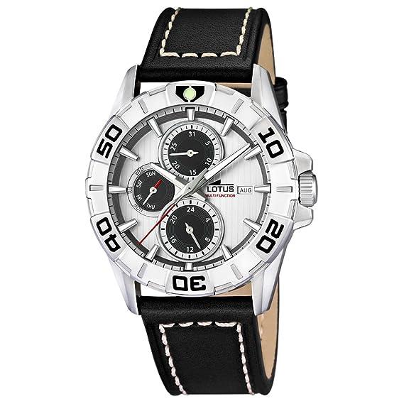 Lotus reloj hombre Sport multifunción 15813/5