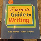 st martins guide to writing short 11th edition pdf