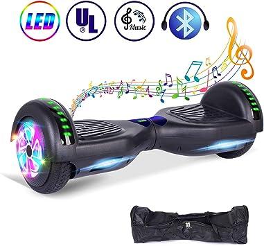 jolege Hoverboards Scooters eléctricos con Auto balanceo de 6.5