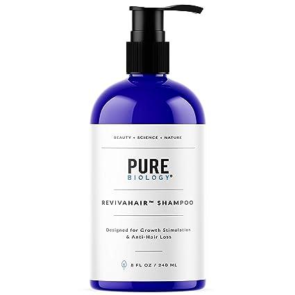 Premium Hair Growth Shampoo with Biotin, Keratin, Vitamins B + E, Natural DHT Blockers & Breakthrough Anti Hair Loss Complex Treatment of Thinning, Damaged Hair for Men & Women best shampoos for thinning hair