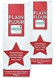 Gluten-Free Wholegrain Plain Flour (2 Pack Total)