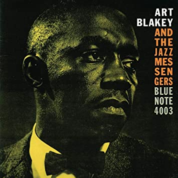 Bilderesultat for art blakey moanin