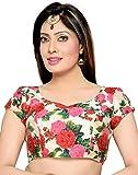 Studio Shringaar Women's Polyester Non-Padded Blouse