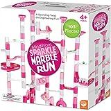 MindWare Marble Run Sets (Sparkle Marble Run 103 Piece Set)