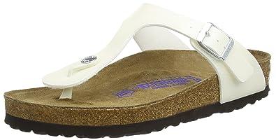 Birkenstock Womens Gizeh Cork Footbed Thong Sandal  B01MR3W9IJ