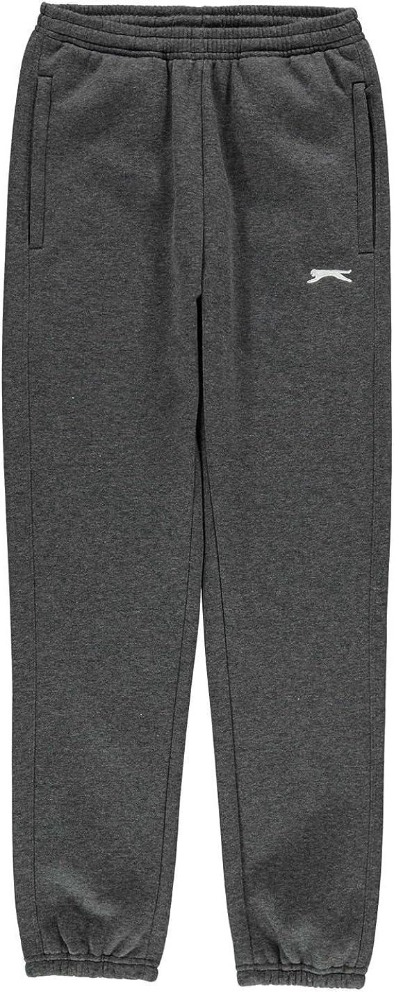 Slazenger Kids Boys Fleece Pant Junior Jogging Bottoms