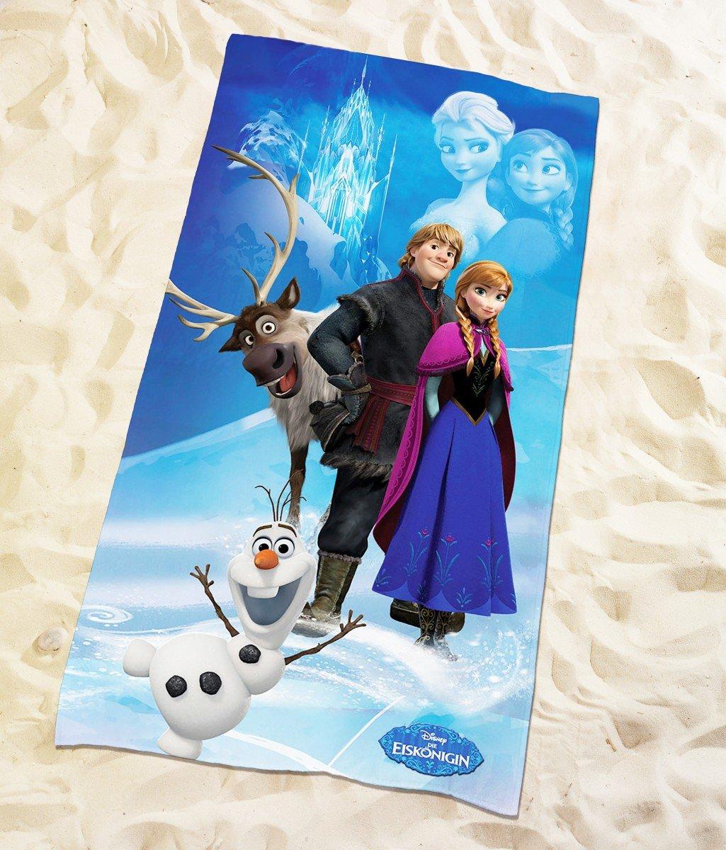 Toalla de playa (75 x 150 cm Toalla Toalla Snoopy/Frozen Global Labels: Amazon.es: Hogar