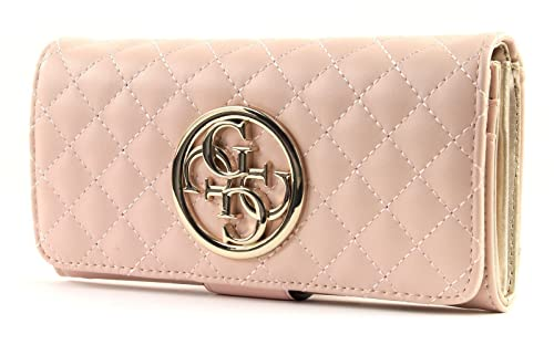 Cartera Guess Bags G LUX SLG FILE CLUTCH en Rosa: Amazon.es: Zapatos y complementos