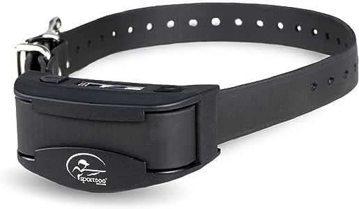 SportDOG Brand NoBark Rechargeable Bark Control Collar - Programmable, Waterproof Bark Collar