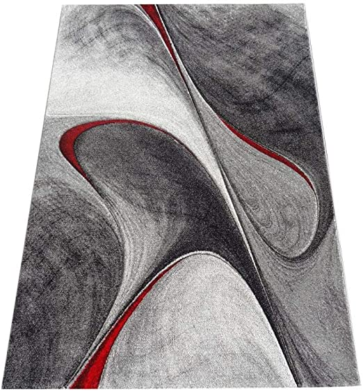 Decoracion Lavable A M/áquina Rug Antideslizante /Área De La Alfombra para Dormitorio Ba/ño Alfombra De Sal/ón Lavable Alfombrilla para Silla-AA-40x60cm 16x24inch En El Resumen Alfombra