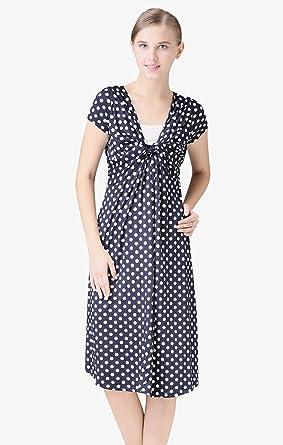 1d53c84d093 Penelope Vintage WW2 Landgirl 40s 50s Polka Dot Pinup Swing Tea Dress (US4