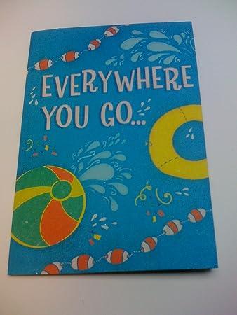 Hallmark Walking On Sunshine Musical Pop Up Birthday Card Amazon