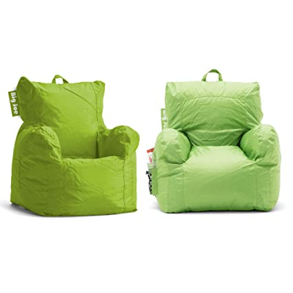 Outstanding Amazon Com Big Joe Cuddle Bean Bag Chair In Spicy Lime Dailytribune Chair Design For Home Dailytribuneorg