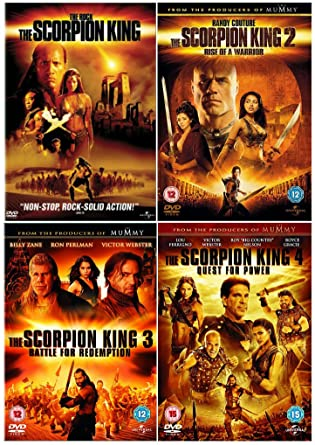 scorpion king 2 full movie