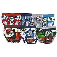 Thomas The Tank Engine Train Toddler Boys' 7 Pack Underwear Briefs