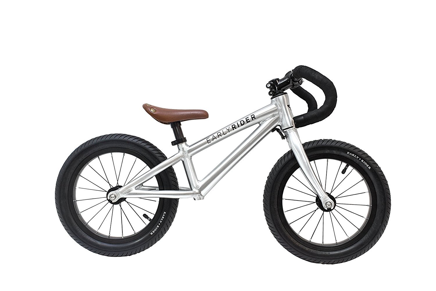 Early Rider Road Early Runner Balance Bike Rider Balance 14 Silver [並行輸入品] B074V8MD8N, メガネ工場:ebbde782 --- hasznalttraktor.e-tarhely.info