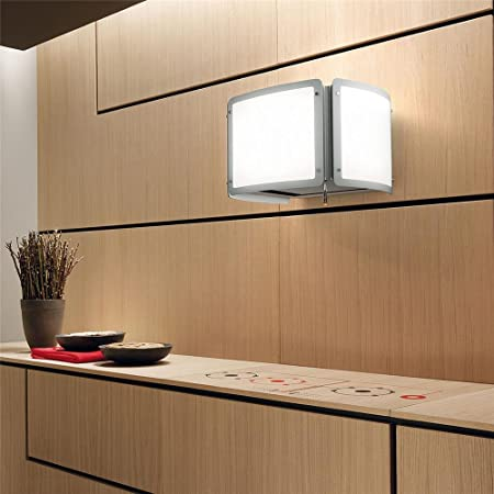Elica campana extractora de cocina pared de ALBA CUBO 55 cm: Amazon.es: Bricolaje y herramientas
