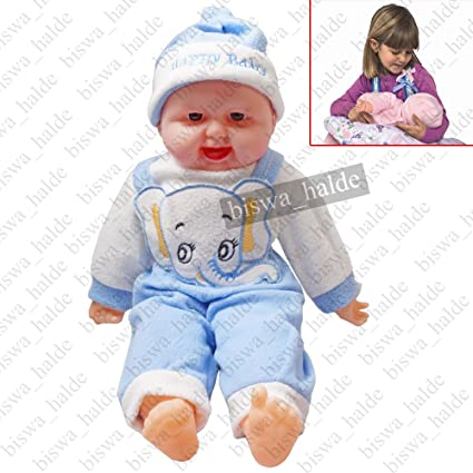 Buy 44 Cm Laughing Sound Doll Battery Operated Child Boy Baby Love